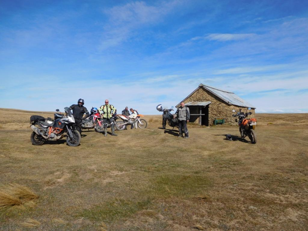 adventure riding high country